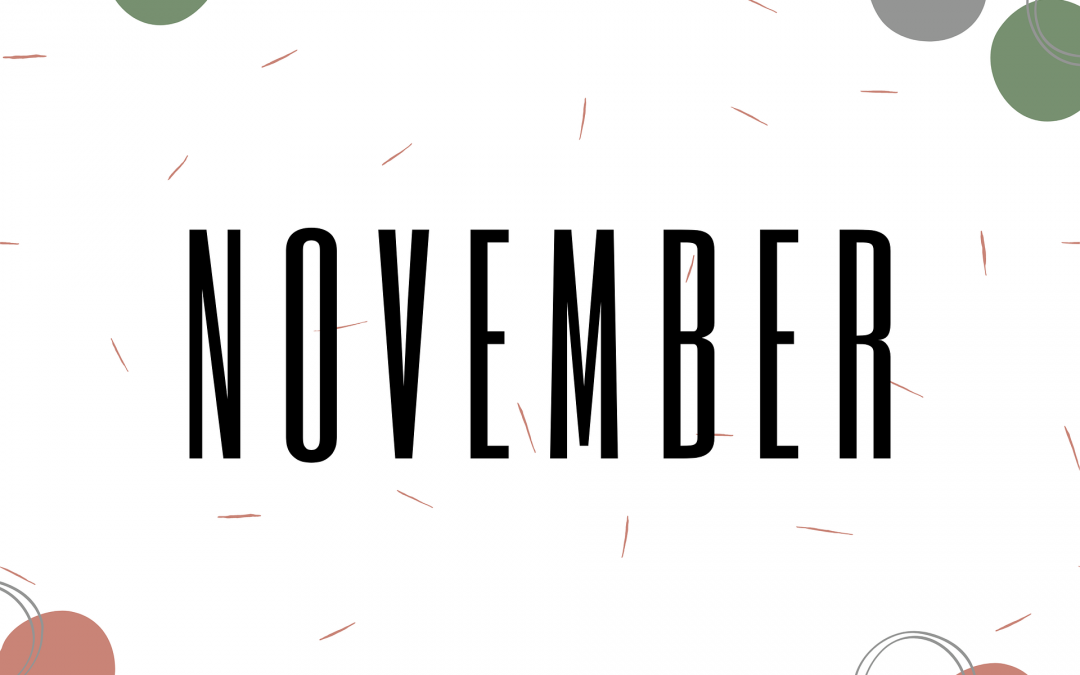 I'll just wait until January to job search. It's already November!